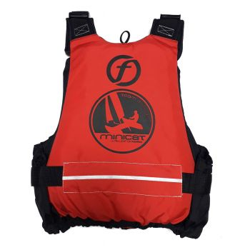 PFD Red Back